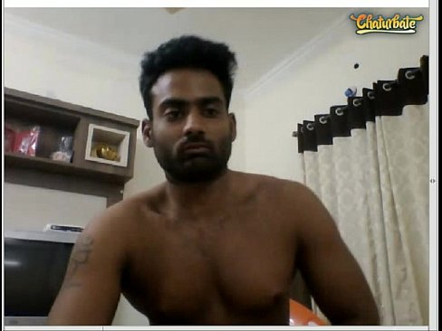 Mallu Indian Guy Getting Naked on Cam