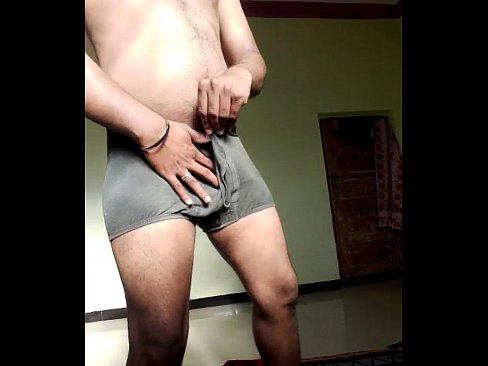 Muslim Indian Boy Changing Undy Cum And  Fuck