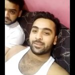 Image Desi guys on bed Gay Porn Video