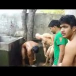 Image hot indian bath gay