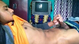 Hunk model jerking in front cam