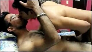 Blowjob masti with cumshot by Punjabi Indian gay friends