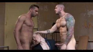 Cumshot & fuck fun desi gay blue film of cousin homo