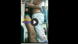Foreplay sex video of hot desi fuckers