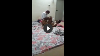 Indian Gay Sex Video of Daddy Fucking Hot Hunk