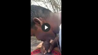 Public gay oral sex with horny desi stranger